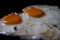 168/365-Eggs-fried (jezcritchlow1) Tags: eggs macromademoiselle fried 365the2018edition 365