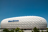 My one and only concession to Football during the world Cup (Tony Shertila) Tags: germany bavaria city europe football hotel munchen munich outdoor stadium tourist travel münchen bayern deu