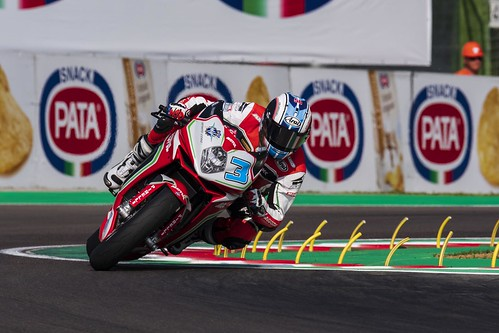 "WSBK Imola 2018 • <a style=""font-size:0.8em;"" href=""http://www.flickr.com/photos/144994865@N06/41465624155/"" target=""_blank"">View on Flickr</a>"