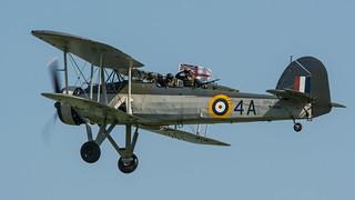 Fairey Swordfish Mk.1 - W5856