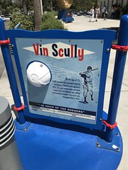 """Vin Scully Sign • <a style=""""font-size:0.8em;"""" href=""""http://www.flickr.com/photos/109120354@N07/41535280595/"""" target=""""_blank"""">View on Flickr</a>"""