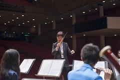 DSC07731 (jeffreyng photography) Tags: kinshitsu concert orchestra 香港青年管樂團 音樂會 琴瑟 圓號 指揮 conductors