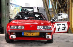 Renault Alpine A310 V6 (Skylark92) Tags: nederland netherlands holland noordholland amsterdam noord north ndsm werf yard youngtimer event 2018 renault alpine a310 v6 ln52gg 1979