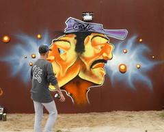 BIG#9 juin 2018 Lille-034 (CZNT Photos) Tags: alaincouzinet artmural big cznt epsilone flow graff hiphop lille lillemoulins murspeints rendezvoushiphop saintsauveur streetart