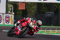 "WSBK Imola 2018 • <a style=""font-size:0.8em;"" href=""http://www.flickr.com/photos/144994865@N06/41645144994/"" target=""_blank"">View on Flickr</a>"