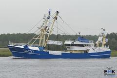 UK 237 'Grietje Bos' (Romar Keijser) Tags: kotter visserij emk eendracht maakt kracht protest amsterdam dam aanlandplicht discard ban