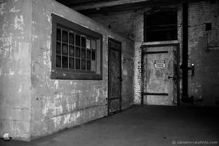 Chemical Storage Door - Silo City, Buffalo, NY (DTD_3495)