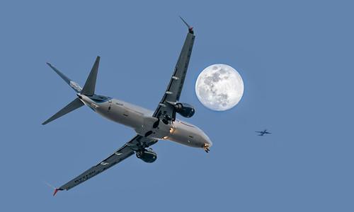 Aeromexico B738 (MEX)