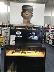 Best Buy Oculus Display- Green Bay, WI (MichaelSteeber) Tags: ashwaubenon bestbuy downtown greenbay oculus store