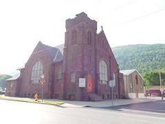 Zion Evangelical Lutheran Church (jimmywayne) Tags: renovo pennsylvania clintoncounty historic