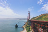 Golden Gate Bridge (amandabenizzi) Tags: bridge san francisco california bay nature golden gate canon photography