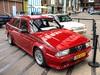 Alfa Romeo 75 Turbo (Skylark92) Tags: nederland netherlands holland noordholland amsterdam noord north ndsm werf yard youngtimer event 2018 alfa romeo 75 turbo 88xzl1 1986