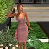 SOULMATE - Elite Dress (Xiomara Lavendel) Tags: soulmate doux seven realevil breathe meva casualchic hair accessories xiomaralavendel secondlifemodel slmodel slfashion secondlifefashion secondlife