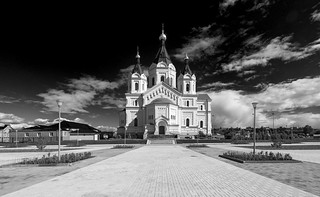 Alexandro-Nevsky Cathedral / Александро-Невский Новоярмарочный собор