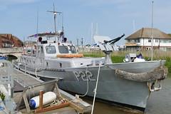 P22 (John of Witney) Tags: boat patrolboat warship usnavy sandwich kent ww2 worldwarii