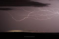 Indomptable (FlΩmega) Tags: eclair foudre lumiere nuit orage night eolienne florianmorlotphotographies nikon nikkor 180mm f28 ais