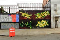 loomit poem such pilot (Luna Park) Tags: ny nyc newyork brooklyn graffiti production mural loomit lunapark poem such pilot