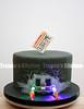 Back To The Future Cake (Tramie's Kitchen) Tags: cake fondant gumpaste