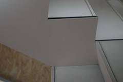 2018-05-FL-188150 (acme london) Tags: aluminiumcladding architecture fondazioneprada gallery glass handraillighting italy milan milano museum oma ply plywood remkoolhaas staircase steps torre whiteconcrete