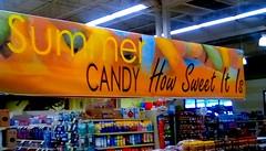 Supermarket sign! SS 365/221 (Maenette1) Tags: supermarket sign candy jacksfreshmarket menominee uppermichigan signsunday flicker365 allthingsmichigan absolutemichigan project365 projectmichigan