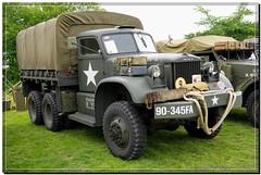 D-Day 2018 - Camp Arizona - Diamond T968 (Breizh56) Tags: dday 1944 pentax k3 militaire worldwarii