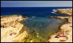 Silema, Malta... (iEagle2) Tags: malta silema sea bathing