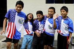 Voluntariado El Trebol JQ005 (US Embassy San Salvador) Tags: elsalvador embajadaamericana embajadadelosestadosunidos juanquintero diadelaamistad comunidadeltrebol glasswing fundacionleernoshacelibres voluntariado