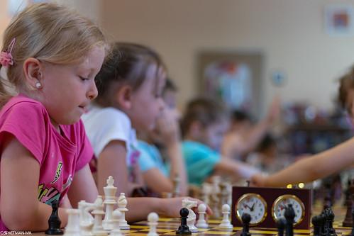 VIII Szachowe Mistrzostwa Przedszkola Nr 4-56