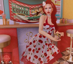 Cupcake (♥Savvy Quinn♥) Tags: truth truthhair maitreya catwalilly leluck mooh infiniti astralia vintagefair retro 1950 appliers newskin newitems newclothes newevent secondlife secondlifeblogging secondlifeevent secondlifefashion secondlifeevents eventsinsecondlife eventsinsl events event eventsinslfashion new slevents sl sllooksgoodtoday slfashion blogging bloggingsecondlife bloginsecondlife bloggersinsecondlife blog