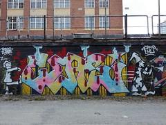 Summer in Hatanpää (Thomas_Chrome) Tags: graffiti streetart street art spray can wall walls fame gallery hof hatanpää tampere suomi finland europe nordic legal