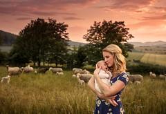 one Sheep, two Sheeps, three Sheeps... (agirygula) Tags: sheep evening sleeping newborn baby motherhood mother mummy love youareeverything youaremyworld