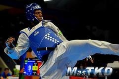 Cochabamba 2018, Taekwondo
