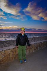 My Little Friend 1118 (_Rjc9666_) Tags: algarve beach coastline colors luis nikond5100 people pessoas portugal praia praiadefaro sea seascape sky sunset ©ruijorge9666 2171 1118