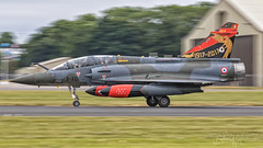 French Air Force Dassault Mirage 2000D 618-3 (1) (benji1867) Tags: french air force dassault mirage 2000d 618 armée de lair nancyochey nancy ochey lfso ba133 ec 01003 navarre 02003 champagne 03003 ardennes etd 04003 argonne riat riat17 2017 17 royal international tattoo raf fairford airshow show demo demonstration avgeek avporn aviation jet fighter bomber strike aircraft fly flight flying couteau delta knife team