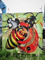 Cee Pil / DOK - 27 mei 2018 (Ferdinand 'Ferre' Feys) Tags: gent ghent gand belgium belgique belgië streetart artdelarue graffitiart graffiti graff urbanart urbanarte arteurbano ferdinandfeys ceepil