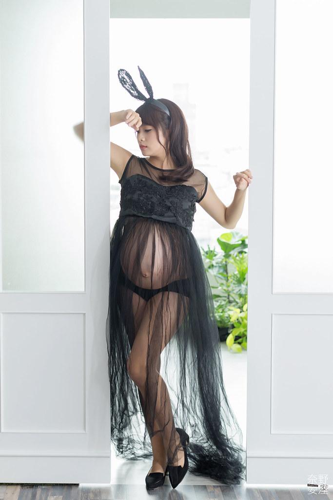 台南孕婦寫真 蜜境空間 (4)