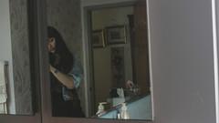 bathroom (summeradamowicz) Tags: mirror reflection me self bathroom 1970s canon
