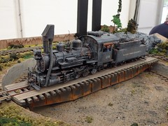 Silver Creek Lumber Companu 24 (Phil_Parker) Tags: modelrailway train