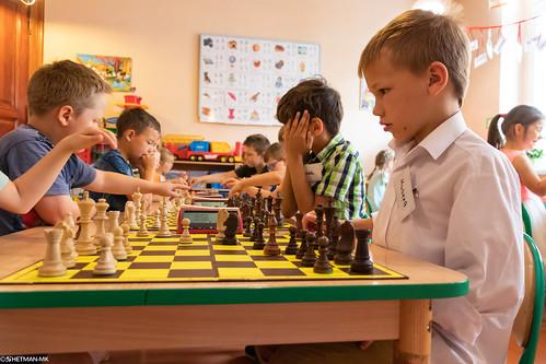 VIII Turniej Szachowy Przedszkolaków o Mistrzostwo Świdnicy-58