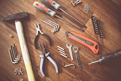 Tools - Credit to http://homedust.com/ (Homedust) Tags: tools construct craft repair equipment create construction build creative succeed