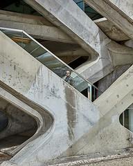 Ascending a Rib (Doug.King) Tags: architecture station garedooriente lisbon calatrava concrete structure modern futuristic