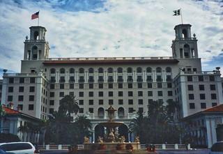 Palm Beach Florida - Breakers Hotel - Historic