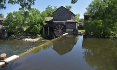 The Old Mill - Pigeon Forge Tennessee (salva1745) Tags: the old mill pigeon forge tennessee