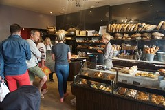Customers wait for bread (kelli156) Tags: annecy france 2018 bread bakery boulangerie