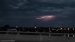 Boom Island Park (Lizzy Anderson Photography) Tags: city building storm clouds rain tree woods forest may spring 2018 lightning night boomislandpark park minneapolis minnesota unitedstates us