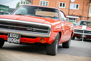 1970 Dodge Charger 500.