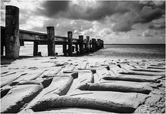 traces (ingrid.lowis) Tags: föhr bw nordsee