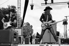 Los Coronas - Auditorio del Parque de Aluche (nfk666) Tags: loscoronas concerts rock rockstar rockabilly rockandroll madrid aluche