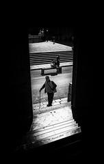 Looking (alessandrochiolo) Tags: sicilia siciliabedda sicily streetphoto streetphotografy biancoenero bw bn blackandwhite fujifilm fuji street streetphotography strada streetphotographer