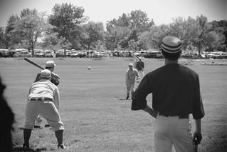 Vintage Baseball, Cantigny Park. 34 (EOS)